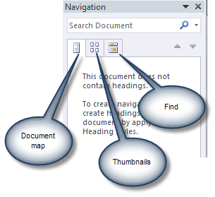How to use the Document Map in Microsoft Word | ShaunaKelly.com